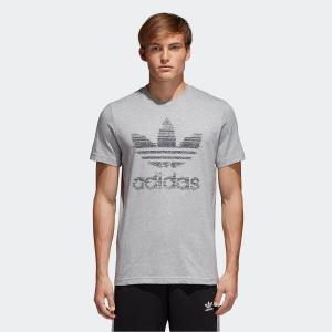 全品送料無料! 6/21 17:00〜6/27 16:59 アウトレット価格 アディダス公式 ウェア トップス adidas TRACTION TREFOIL 半袖Tシャツ|adidas
