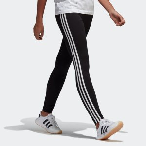 全品ポイント15倍 07/19 17:00〜07/22 16:59 返品可 アディダス公式 ウェア ボトムス adidas スリーストライプ タイツ|adidas