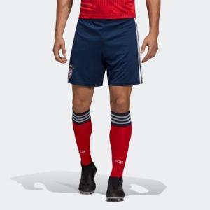 全品ポイント15倍 07/19 17:00〜07/22 16:59 セール価格 アディダス公式 ウェア ボトムス adidas FCバイエルン ホーム レプリカ ショーツ|adidas