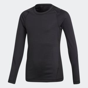 セール価格 アディダス公式 ウェア トップス adidas アルファスキン ロングスリーブTシャツ|adidas