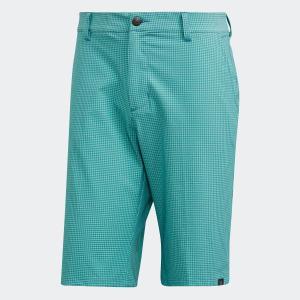 アウトレット価格 アディダス公式 ウェア ボトムス adidas adicross ギンガムチェック アルティメット365 ショートパンツ【ゴルフ】|adidas