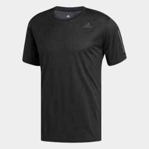 返品可 アディダス公式 ウェア トップス adidas オウンザラン半袖クライマライトTシャツM|adidas