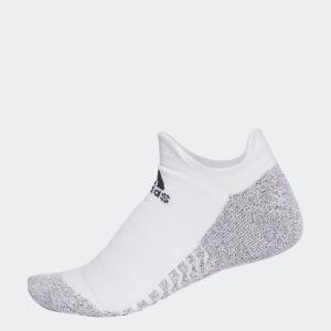 返品可 アディダス公式 アクセサリー ソックス adidas グリップ フルクッション アンクルソックス /靴下[アルファスキン/アルファスキンソックス]|adidas