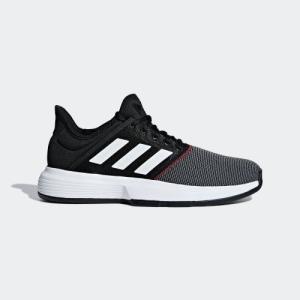 返品可 アディダス公式 シューズ スポーツシューズ adidas ゲームコート マルチコート|adidas