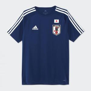 全品ポイント15倍 07/19 17:00〜07/22 16:59 セール価格 アディダス公式 ウェア トップス adidas No 2 サッカー日本代表 ホームレプリカTシャツ|adidas