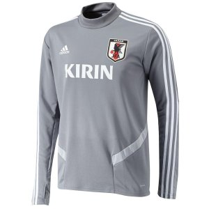 返品可 送料無料 アディダス公式 ウェア トップス adidas サッカー日本代表TIRO19 トレーニングトップ|adidas