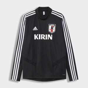 返品可 送料無料 アディダス公式 ウェア トップス adidas サッカー日本代表19 トレーニングトップ|adidas