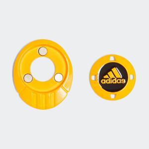 ポイント15倍 5/21 18:00〜5/24 16:59 返品可 アディダス公式 アクセサリー その他アクセサリー adidas ネオンカラーツインマーカー 【ゴルフ】 adidas