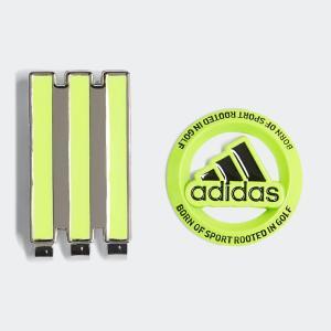 ポイント15倍 5/21 18:00〜5/24 16:59 返品可 アディダス公式 アクセサリー その他アクセサリー adidas ネオンカラークリップマーカー 【ゴルフ】 adidas