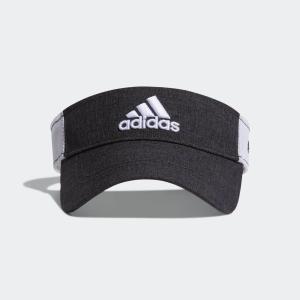 返品可 アディダス公式 アクセサリー 帽子 adidas ロゴ メッシュバイザー 【ゴルフ】 adidas