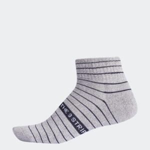 返品可 アディダス公式 アクセサリー ソックス adidas adicross ボーダーソックス ショート 【ゴルフ】|adidas