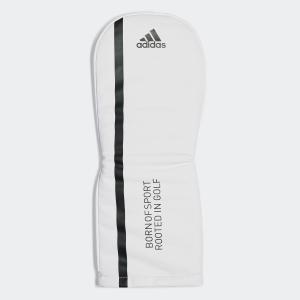ポイント15倍 5/21 18:00〜5/24 16:59 返品可 アディダス公式 アクセサリー その他アクセサリー adidas マットPU ヘッドカバー DR 【ゴルフ】 adidas