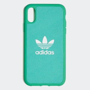 adidas OR Moulded case CANVAS for iPhoneXR hi-res greenの商品画像|ナビ