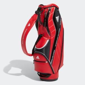 返品可 送料無料 アディダス公式 アクセサリー バッグ adidas ライトウェイトスリムキャディバッグ【ゴルフ】 adidas