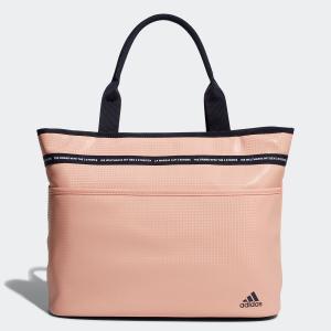 返品可 送料無料 アディダス公式 アクセサリー バッグ adidas ウィメンズ テープデザイントートバッグ【ゴルフ】 adidas