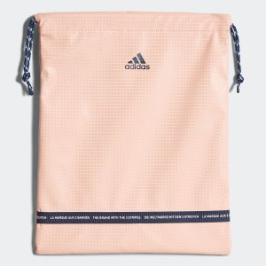 返品可 アディダス公式 アクセサリー バッグ adidas ウィメンズ テープデザインシューズケース【ゴルフ】 adidas