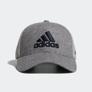 返品可 アディダス公式 アクセサリー 帽子 adidas ツィードキャップ【ゴルフ】 adidas