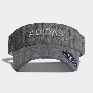 adidas(アディダス) / ゴルフウェア / アディダス Adidasケーブルニットサンバイザー レディスの商品画像|ナビ