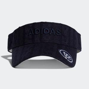 返品可 アディダス公式 アクセサリー 帽子 adidas ウィメンズ ケーブルニットバイザー【ゴルフ】 adidas