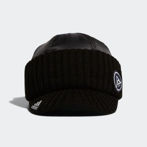 返品可 アディダス公式 アクセサリー 帽子 adidas ウィメンズ ウーブンコンビニットキャップ【ゴルフ】 adidas
