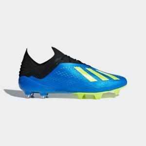 アウトレット価格 送料無料 アディダス公式 シューズ スパイク adidas エックス 18.1 FG/AG【FIFAワールドカップTM 契約選手着用カラー】|adidas