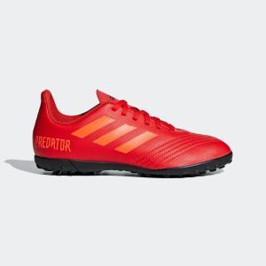 セール価格 アディダス公式 シューズ スポーツシューズ adidas プレデター 19.4 TF J / フットサル用 / ターフ用|adidas