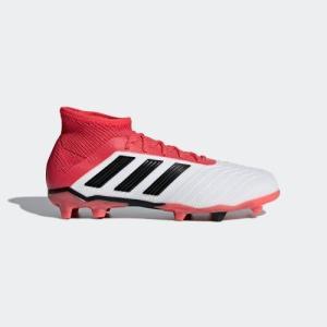 アウトレット価格 アディダス公式 シューズ スパイク adidas プレデター 18.1 FG/AG J|adidas