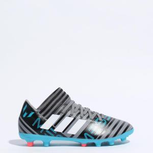 アウトレット価格 アディダス公式 シューズ スパイク adidas ネメシス メッシ 17.3-ジャパン ハードグラウンド キッズ|adidas