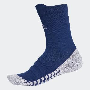 ポイント15倍 5/21 18:00〜5/24 16:59 返品可 アディダス公式 アクセサリー ソックス adidas グリップハーフクッション クルーソックス /靴下[アルフ adidas
