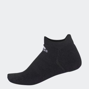 返品可 アディダス公式 アクセサリー ソックス adidas フルクッション アンクルソックス /靴下 [アルファスキン/アルファスキンソックス]|adidas