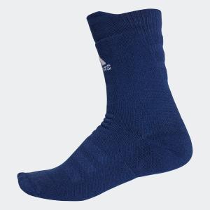 期間限定SALE 12/13 17:00〜12/16 16:59 アディダス公式 アクセサリー ソックス adidas フルクッション クルーソックス /靴下 [アルファスキン/アルフ