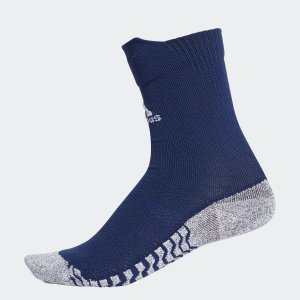 返品可 アディダス公式 アクセサリー ソックス adidas グリップ ウルトラライト クルーソックス /靴下 [アルファスキン/アルファスキンソックス]|adidas