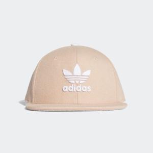 セール価格 アディダス公式 キャップ・帽子 adidas オリジナルス キャップ/帽子 [TREFOIL SNAPBACK CAP]