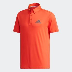 セール価格 アディダス公式 ウェア トップス adidas クライマクール バックジャカード 半袖 シャツ【ゴルフ】|adidas