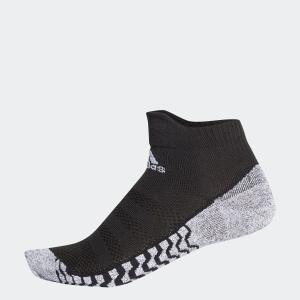 返品可 アディダス公式 アクセサリー ソックス adidas グリップ ウルトラライト ショートソックス /靴下 [アルファスキン/アルファスキンソックス]|adidas