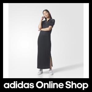 全品送料無料中! 9/14 17:00〜9/25 16:59 アウトレット価格 アディダス公式 ワンピース adidas オリジナルス ドレス [VV LONG T DRESS]