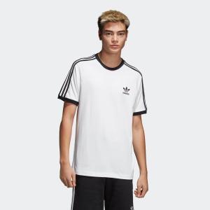 返品可 アディダス公式 ウェア トップス adidas 3ストライプ Tシャツ|adidas
