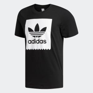 セール価格 アディダス公式 ウェア トップス adidas SOLID BLACKBIRD Tシャツ|adidas