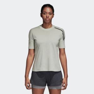 全品ポイント15倍 07/19 17:00〜07/22 16:59 セール価格 アディダス公式 ウェア トップス adidas W adidas Z.N.E. Tシャツ|adidas