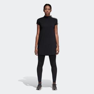 セール価格 アディダス公式 ウェア オールインワン adidas W adidas Z.N.E. ロング Tシャツ adidas