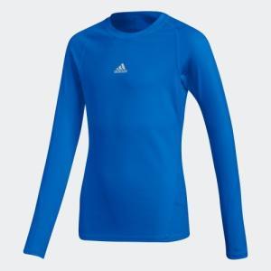 セール価格 アディダス公式 ウェア トップス adidas 子供用 アルファスキン TEAM ロングスリーブシャツ|adidas