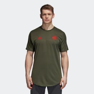 セール価格 アディダス公式 ウェア トップス adidas STREET FCB Tシャツ|adidas