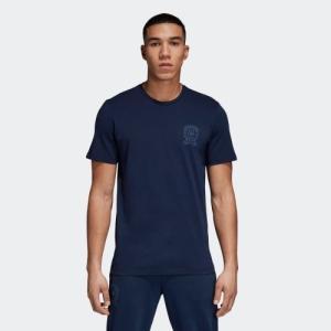 期間限定 さらに30%OFF 6/14 17:00〜6/17 16:59 アディダス公式 ウェア トップス adidas STREET MUFC グラフィックTシャツ|adidas