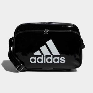 返品可 アディダス公式 アクセサリー バッグ adidas エナメルバッグ Mサイズ
