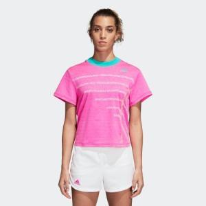 セール価格 アディダス公式 ウェア トップス adidas WOMEN RULE#9 SEASONAL Tシャツ|adidas