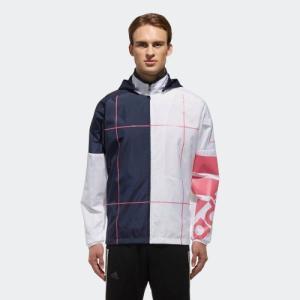 セール価格 アディダス公式 ウェア アウター adidas UNISEX RULE#9 ウインドジャケット 裏メッシュ|adidas