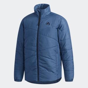 デイリーユースに活躍するジャケット。 気温が下がってもアクティブなライフスタイルを維持したい。シンセ...