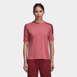 セール価格 アディダス公式 ウェア トップス adidas W adidas Z.N.E. Tシャツ|adidas