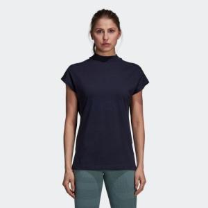 セール価格 アディダス公式 ウェア トップス adidas W ID モック ネック Tシャツ|adidas