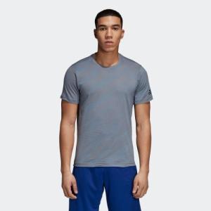 セール価格 アディダス公式 ウェア トップス adidas M4T フリーリフトエンジニアードジャガードTシャツ|adidas
